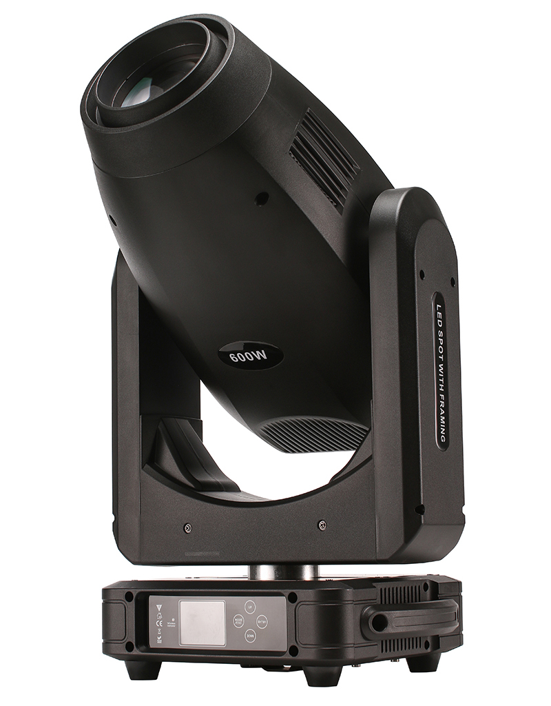 Big Power Manufacturer Professional 600W LED Profile Spotlights Moving Head LED Theater Music Light