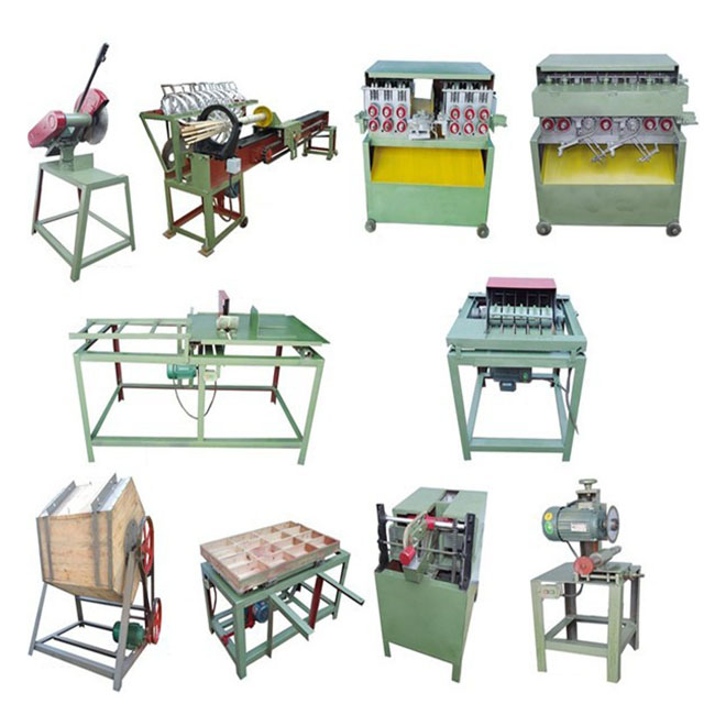 Best selling automatische bamboe tandenstoker making machine