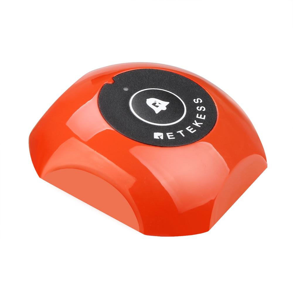 One- Button Wireless Pager RETEKESS TD013