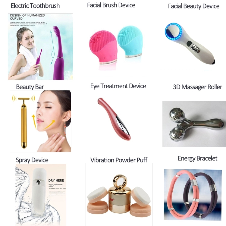 2020 Hot design home use eye care electric vibration beauty eye massage pen