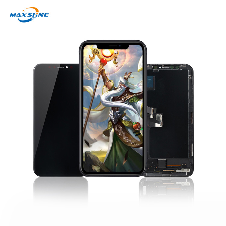 Produttore OEM originale/TFT/Oled Lcd di Ricambio Display Touch Screen Completo Per iphone X