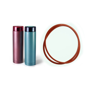 Bottle Water Stainless Steel Portable Heating Food Grade Silicone Rubber O Ring For Thermos