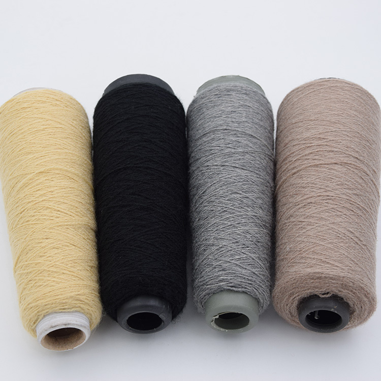 China 100% acrylic cashmere yarn price 28s/2