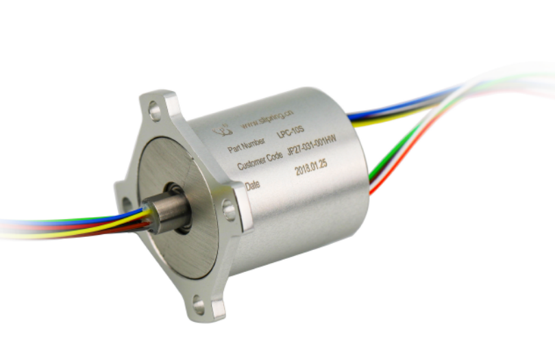 Long Life Slip Ring Solutions Low Signal Transmission Loss High Vibration Resistance