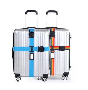 Creative Trolley Box Seat Belt / Cross Luggage Box Reinforcement Strap / Luggage Tag Rope for Bag Parts Accessories