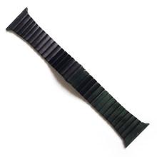 Браслет для Apple watch металлический ремешок из нержавеющей стали для iWatch 3 42 мм Apple watch Series 6 5 SE 40 мм 44 мм ремешок для часов(Китай)