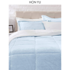 Bedding Set Comforter Down ZC161 New Design Low Price Quickly Shipment Outdoor Fleece Bedding Set Manufacturer From China