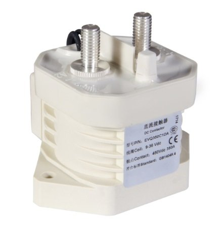 High Quality 350A Vaccum Contactor DC High- load Current 600Vdc Controller for EV Charger