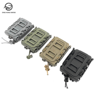 Tactical Magazine Pouch Gun Airsoft Pistol Rifle Magazine Holder for Hunting Shooting Paintball air soft