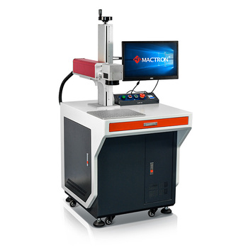 Fiber Laser Marking Machine For Metal MT-F20 20W