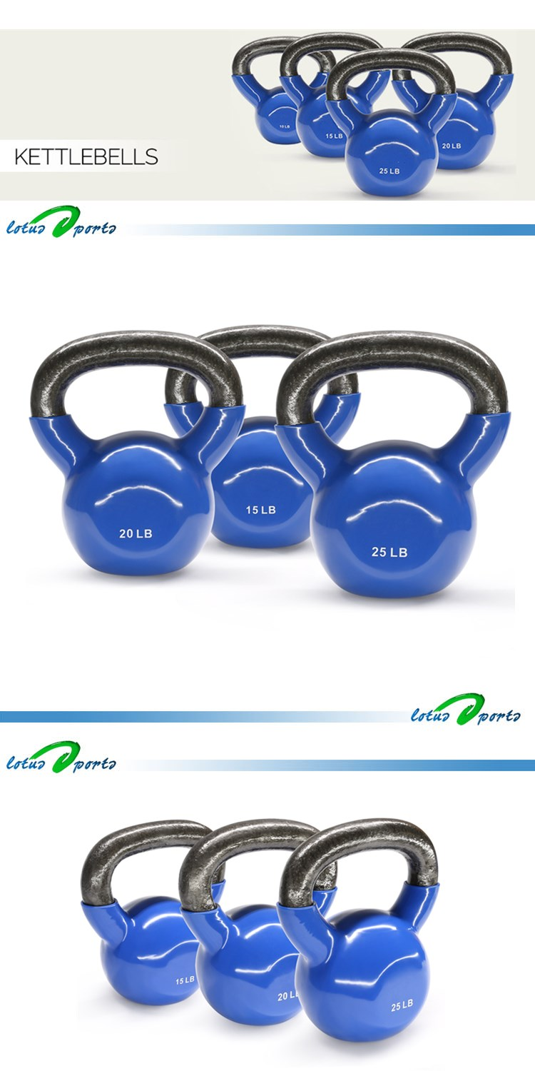 Professionale Nero Kettlebell 24Kg