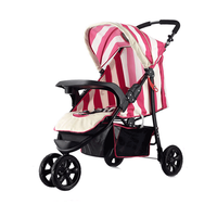 2019 pushchair and three wheels Stroller Jogging Foldable Lightweight Luxury Baby prams Jogger Travel System