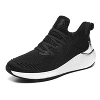 2020 Men's Sports Running Trainers Casual Shoes Jogging Sneakers for Men Size EU46 White Color