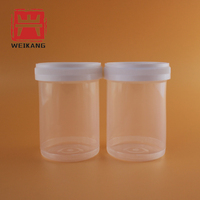 120ml Sterile Plastic FDA Specimen Pot Urine Cup