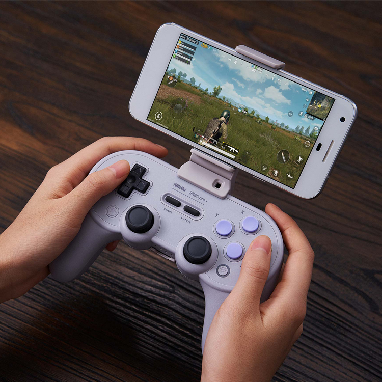 Smartphone game pad bluetooths draadloze gamepad controller pc android voor pubg gamepad ondersteuning nintendo switch gamepad