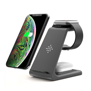 fast charging dock station best 3 in 1 wireless charger for apple devices