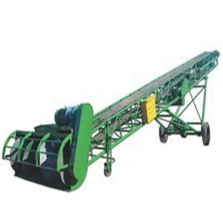 Hot selling fixed belt conveyor with low price