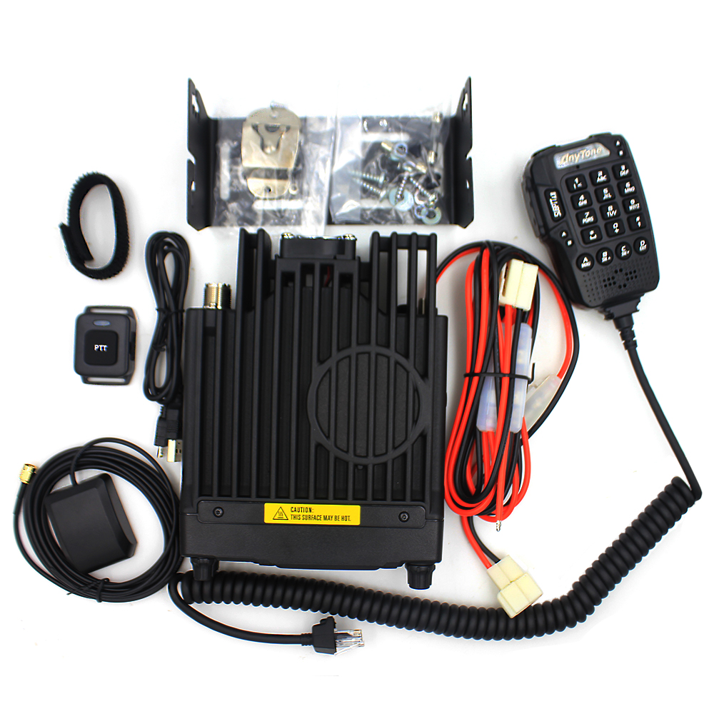 DMR AT-D578UV III Pro Anytone   Pro GPS APRS PTT Bluetooth Car Radio Commercial Radio communicator AT 578  for truck taxi
