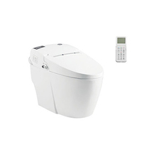China bathroom manufacturer smart toilet seat with bidet intelligent toilet flushing smart toilet commode SG-1118