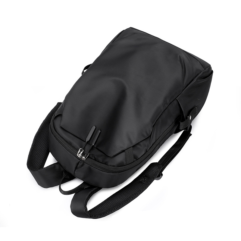 Men's Fashion Trend Casual Business USB Charging Large Capacity Backpack