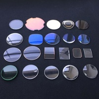 Various watch brands replace glass accessor Mineral glass New Design custom parts for seiko armani dw ck casio Replacement parts