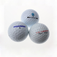 custom logo print pu foam golf stress ball