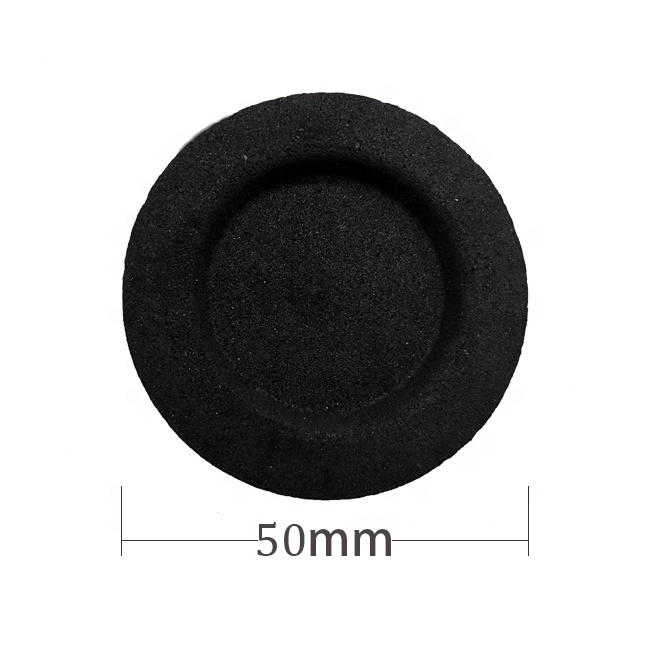 HQRM 5040 New Arrival 50mm Quick Ignite Round Charcoal for Bakhoor