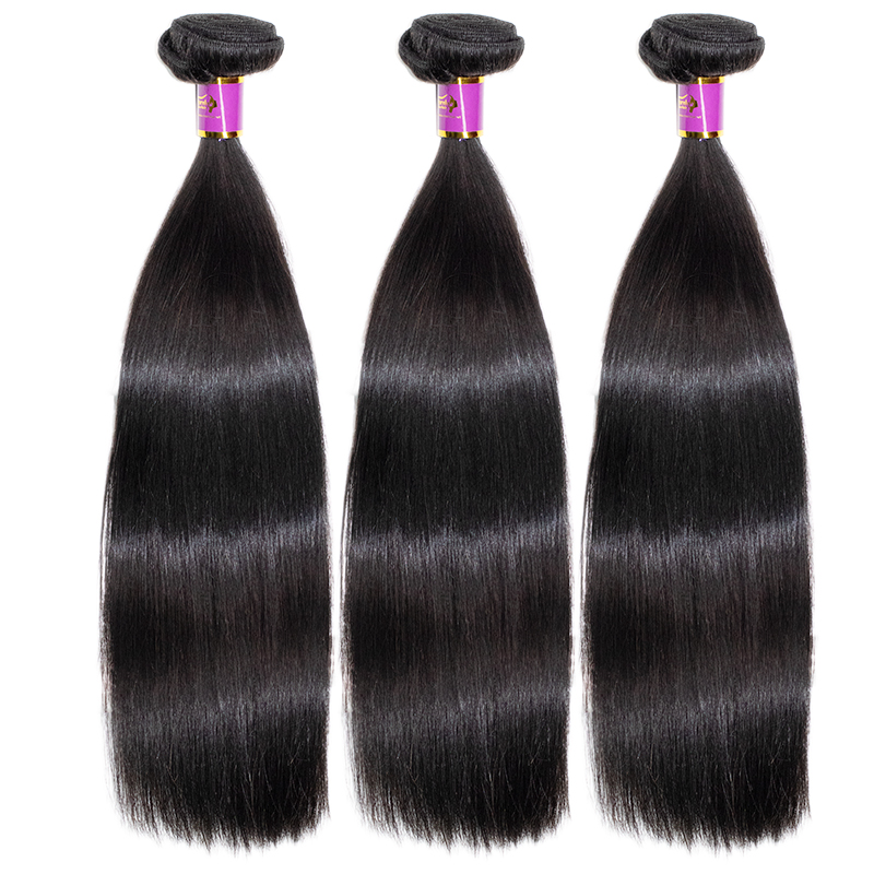 Raw Indian Hair Directly From India Remy Virgin Straight 100 Human Hair Weave Unprocessed Cuticle Aligned Hair, N/a
