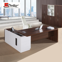 Modern home office computer desk modern home office wood work desk table wood hotel writing desk