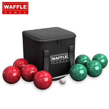 WAFEL GAMES Premium Outdoor Game Hars Aangepaste Bocce <span class=keywords><strong>Bal</strong></span>