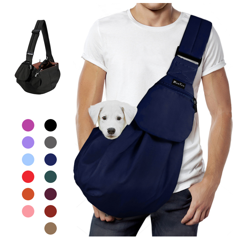 Adjustable Pet <strong>Carrier</strong> Sling Shoulder <strong>Carrier</strong> Tote Pet <strong>Bags</strong> for <strong>Dogs</strong>, Cats, Small Animals with Outdoor Travel