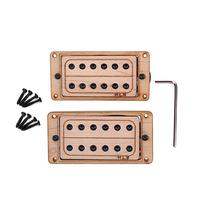 GMC23 Maple 6-string Humbucker Pickups For Electric Guitar Replacement Parts Accessory
