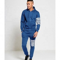 quality wears boys men track suits in stock, custom class jogging slim fit suits for adults