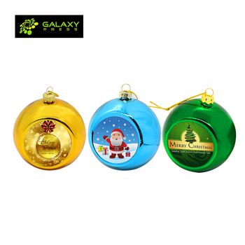 Sublimation Blank Ceramic Ornament Ball For Christmas Tree Decoration - Buy  Ornament Ball,Ornament Ball For Christmas Tree,Sublimation Blanks Ornament