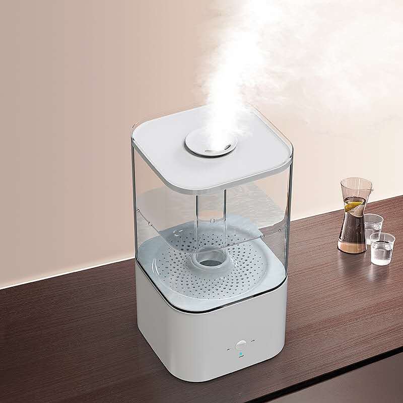 big capacity 5.5L Room Aroma Essential Oil Perfume timer touch control <strong>Ultrasonic</strong> Hybrid <strong>Humidifier</strong>