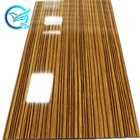 Wood Fiber Plain Mdf High Gloss 15mm 4x8 8x12 Big Sizes Plain Or Engraved Melamine Mdf Board Sheet Price / For Mdf Door /wall Panel / Furniture
