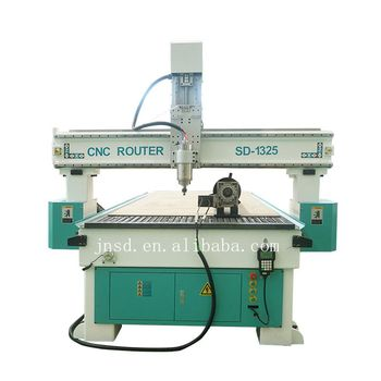 High quality cnc router router industry machine 1325 in china jinan