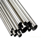 304 304L 316 316L 42mm Inox Round Section Pipe Stainless Steel Tube