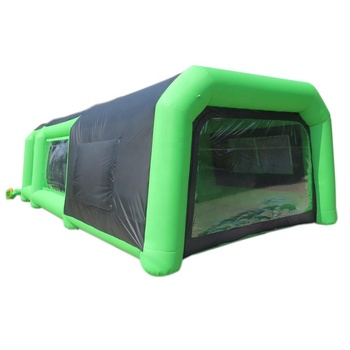 Spray paint Inflatable spray booth portable spray booth For car painting car tent