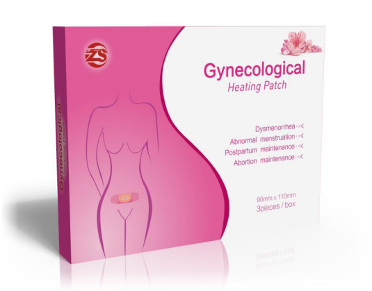OEM <strong>protecting</strong> female uterus heat pack women warm pad relieve dysmenorrhea heat pad