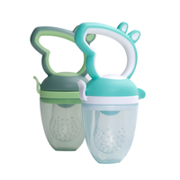 Safe And Easy To Grip Fresh Food Fruit Liquid Baby Food Feeder Pacifier