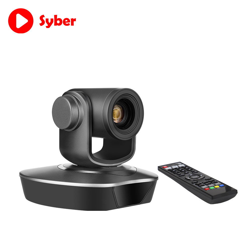 Full hd USB Uitgang HDMI auto tracking pan tilt zoom video conference camera webcam voor conferentieruimte