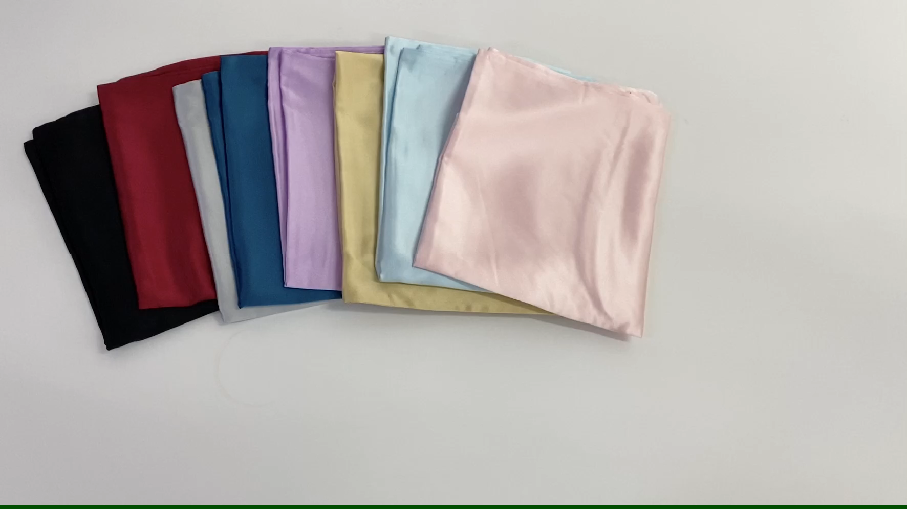 100% Mulberry silk zip closed pillow case 19mm 51*75cm