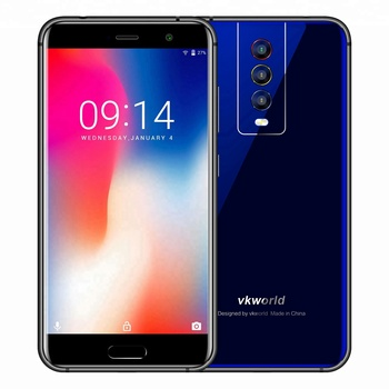 Latest Model VKWORLD K1 5.2 inch FHD 1080*1920 Pixels Screen 16MP Camera Face ID Smart Phone support BT FM Gyroscope E-Compass