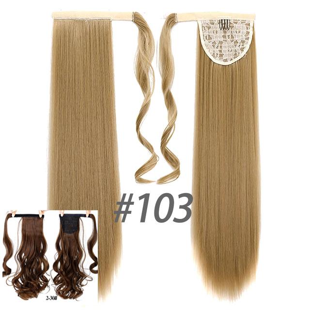 Envío gratuito sintéticas afro extensiones de cabello rizado de calidad suave Cola de Caballo extensiones de cabello rizado sintético ponytails