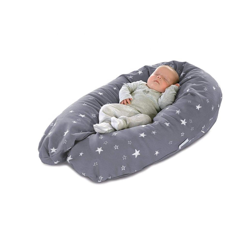 Multifunctionele 100% Katoen Sleeper Kussen Zwangerschap Verpleging Kussen