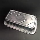 disposable takeaway 500ml aluminum foil airline food container