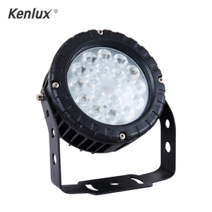 Outdoor Led garden light 18W SMD AC85-265V waterproof IP65 Spot lights CE RoHS approved LED Spike Flood Lights with spike