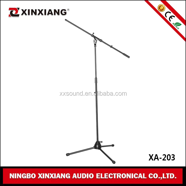Classical Adjustable Cheap Microphone Stand with XA-203