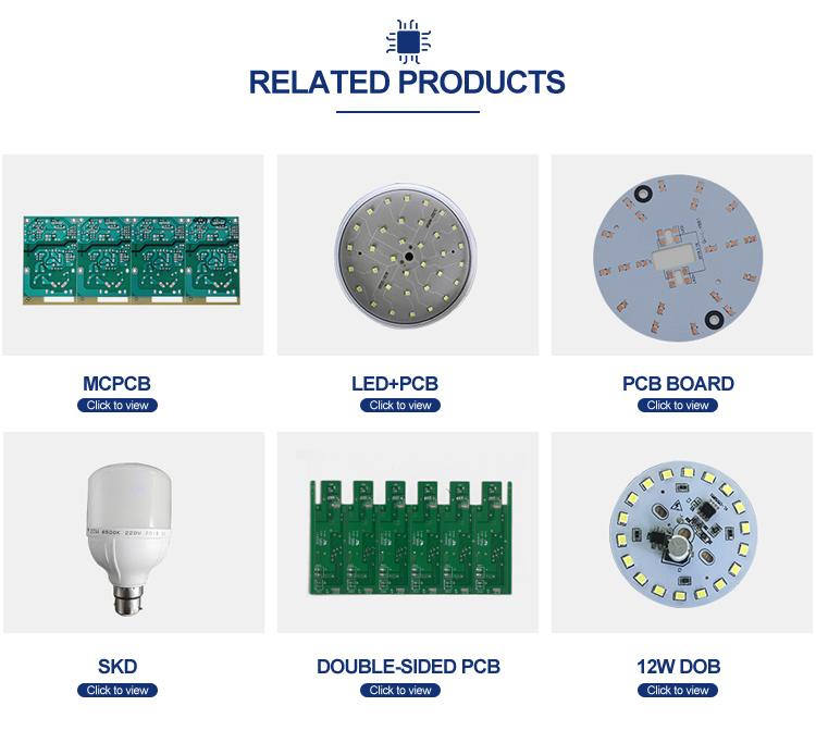 卸売アルミベースブランクPCBボードBluetoothスマートウォッチ電子玩具回路基板